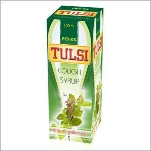 PEX-DX Tulsi Cough Syrup