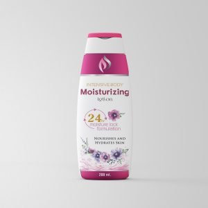 Intensive Body Moisturizing Lotion