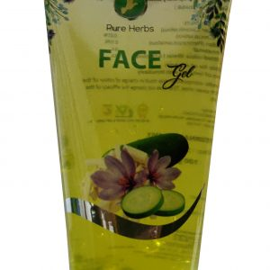 Pure Herbs Face Gel