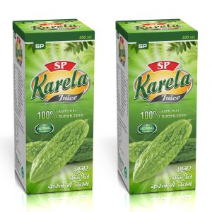 SP Karela Juice Pack